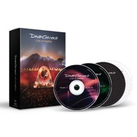 Gilmour, David: Live At Pompeii Dlx. Edition (2xCD/2xBluRay)