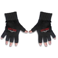 Guns n Roses: Fingerless Gloves