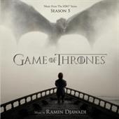 Soundtrack: Game of Thrones Season 5 (2xVinyl)