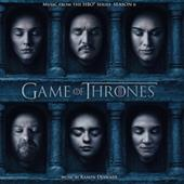 Soundtrack: Game of Thrones Season 6 (3xVinyl)