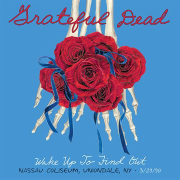 GRATEFUL DEAD: WAKE UP TO FIND OUT - NASSAU Coliseum  RSD 2015 (3xVinyl)