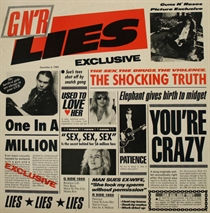 Guns N Roses: G N' R Lies (CD)