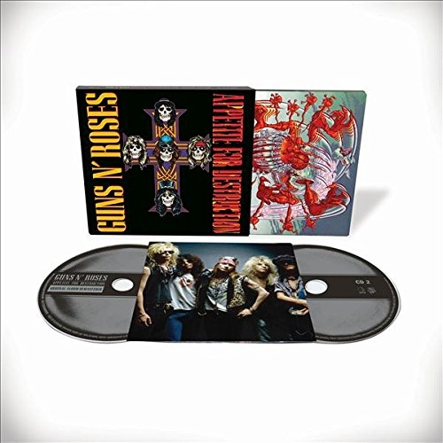 Guns n Roses: Appetite For Destruction Locked N\' Loaded Dlx. (2xCD)