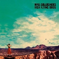 Noel Gallagher's High Flying Birds: Who Built The Moon? (CD)