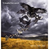 Gilmour, David: Rattle That Lock (CD)