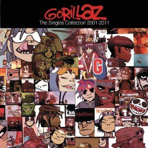Gorillaz: The Singles 2001-2011