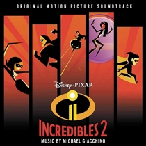 Giacchino, Michael: Incredibles 2 (CD)