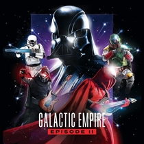 Galactic Empire: Episode II (CD)
