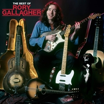 Gallagher, Rory: The Best Of (CD)