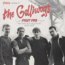 Golliwogs, The: Fight Fire - The Complete Recordings 1964-1967 (2xVinyl)