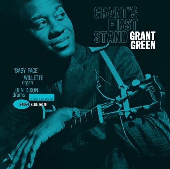 Green, Grant: Grant\'s First Stand (Vinyl)
