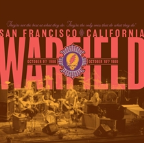 Grateful Dead: The Warfield, San Francisco, California Ltd. (2xVinyl)