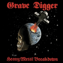 Grave Digger: Heavy Metal Breakdown (CD)