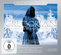 Gregorian: Christmas Chants & Visions Dlx. (2xCD+DVD)