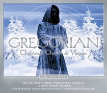 Gregorian: Christmas Chants & Vision (CD+DVD)