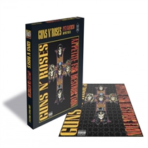 Guns n Roses: Appetite For Destruction 2 (Puslespil)
