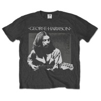 Harrison, George: Live Portrait T-shirt
