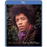 Hendrix, Jimi: Hear My Train A Comin' (BluRay)