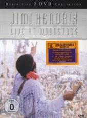 Hendrix, Jimi: Live At Woodstock (2xDVD)