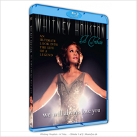 Houston, Whitney: A Tribute (BluRay)