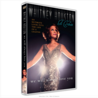 Houston, Whitney: A Tribute (DVD)