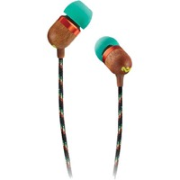 House Of Marley: Smile Jamaica In-Ear Headphones Rasta