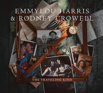 Harris, Emmylou & Rodney Crowell: The Traveling Kind (Vinyl)