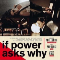 Hall, Pellegrini, Zapolski: If Power Asks Why (Vinyl)
