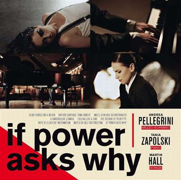 Hall, Pellegrini, Zapolski: If Power Asks Why