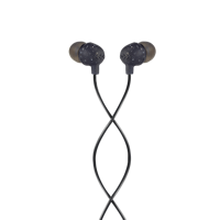 House Of Marley: Little Bird In-Ear Headphones Black