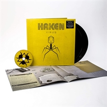Haken: Virus (2xVinyl+CD)