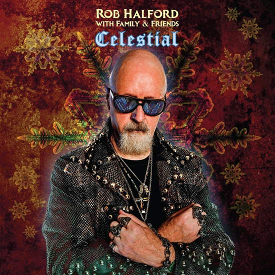 Halford, Rob With Family & Friends: Celestial (CD)
