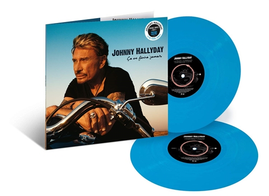 Hallyday, Johnny: Ca ne finira jamais Ltd. (2xVinyl)