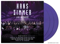 Zimmer, Hans: Live in Prague (4xVinyl)