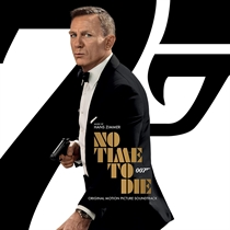 Soundtrack: Bond 007 - No Time to Die (CD)