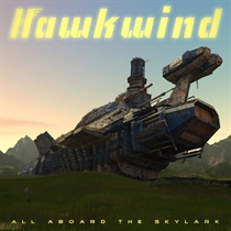 Hawkwind: All Aboard the Skylark Ltd. (Vinyl)