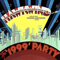 Hawkwind:  The 1999 Party-Live at the Chicago Auditorium Ltd.  (2xVinyl)