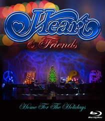 Heart: Heart & Friends - Home for the Holidays (BluRay)