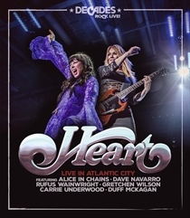 Heart: Live In Atlantic City (BluRay)