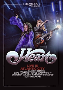 Heart: Live In Atlantic City (DVD)