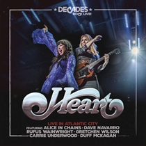 Heart: Live In Atlantic City (2xVinyl)