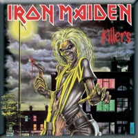 Iron Maiden: Killers Fridge Magnet