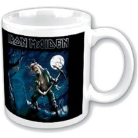 Iron Maiden: Benjamin Breeg Mug