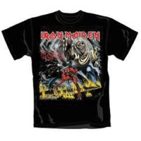 Iron Maiden: Number of the Beast T-shirt L