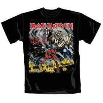 Iron Maiden: Number of the Beast T-shirt XL