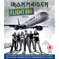 Iron Maiden: Flight 666 (BluRay)