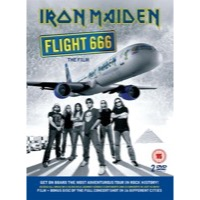 Iron Maiden: Flight 666 (2xDVD)