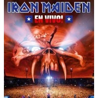 Iron Maiden: En Vivo! (2xCD)