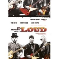 Page, The Edge & White: It Might Get Loud (DVD)