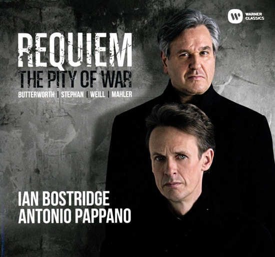 Bostridge, Ian: Rewuem - The Pity of War (CD)